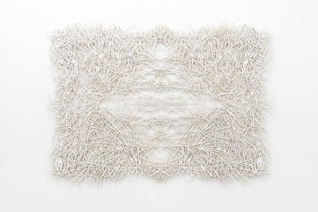 Dorthe Goeden Laserschnitt Auflage Addaux Artist Gallery Paperwork 2016