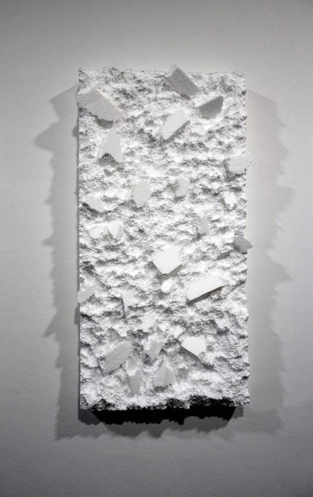 Ail Hwang Artist Addaux Bielefeld Duesseldorf Styroporplatten 2016