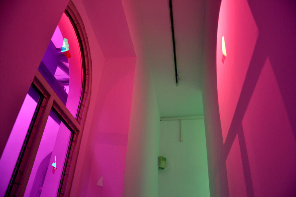 Ail Hwang Artist Addaux Bielefeld Duesseldorf Reconstruction 2016
