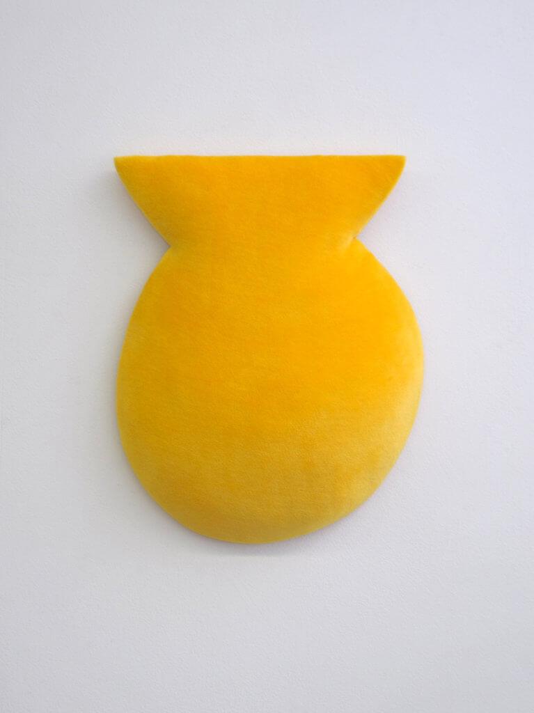 Jobst Tilmann, Polsterobjekt, konkrete Kunst, Addaux, Bielefeld, Galerie, Kunst, Künstler, 2015, Rheda-Wiedenbrück